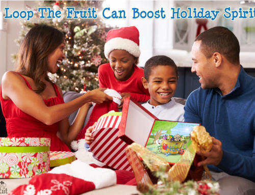 Loop The Fruit Can Boost Holiday Spirit