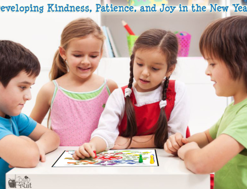 Developing Kindness, Patience, and Joy in the New Year