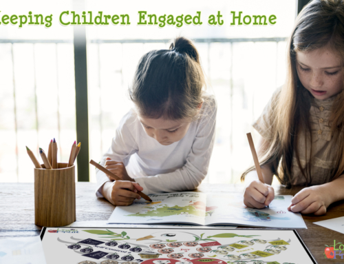 Keeping Children Engaged at Home